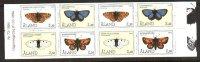Аландские о-ва, 2004, бабочки (буклет)